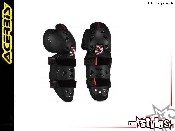 Acerbis Knieprotektor Profile 2.0 oder Knieprotektor Profile 2.0 Junior mit weichem antiallergenem