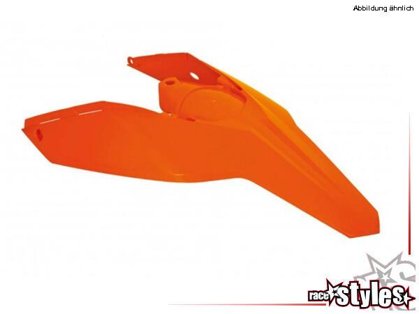 KTM SX-SXF/EXC-EXCF Heckkotflügel ohne Dekor, in verschiedenen Farben erhältlich.HINWEIS: Alle Plas