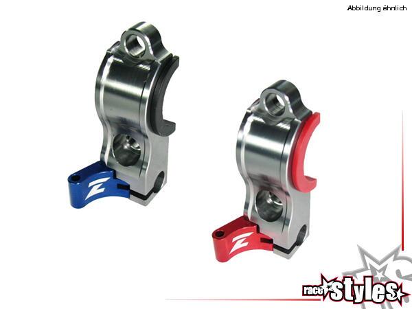 Heißstarthebel für ZAP V2 oder V2X Kupplungsarmaturen. Für verschiedene Motorradmodelle. In verschi