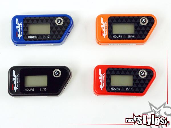 ZAP Drehzahlmesser und Stundenzähler- sehr zuverlässig- mit Drehzahlmesser- speziell für Offroad Mo