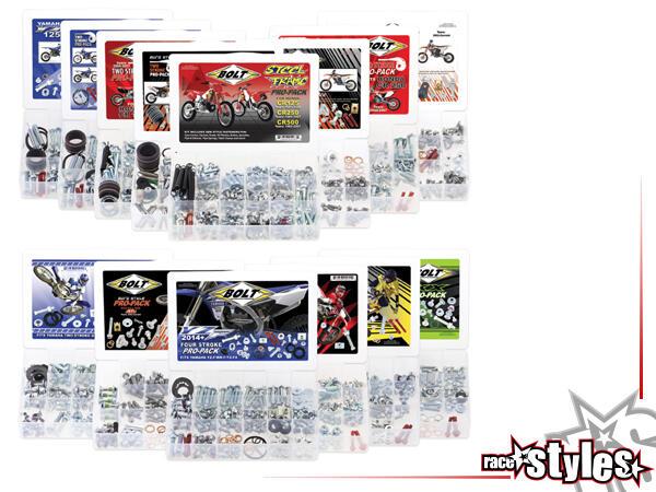 Pro-Pack Schraubenkits. Der Nummer 1 Schrauben-Kit! Der Pro Pack mit fast allen Ersatz- Schrauben f