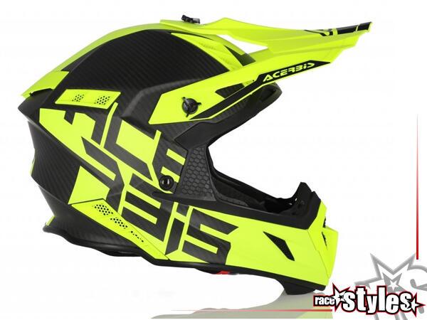 - Helm mit optimaler Passform für Motocross, Enduro oder Straße- Effektives Belüftungssystem- Siche