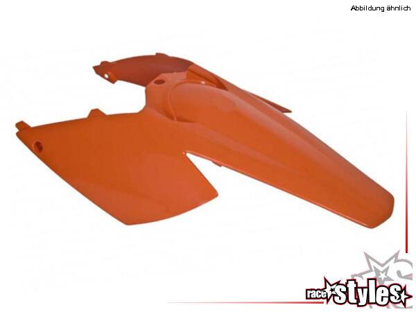 KTM SX-SXF/EXC-EXCF Heckkotflügel (1teilig), in verschiedenen Farben erhältlich.HINWEIS: Alle Plast
