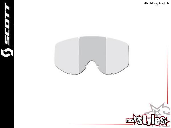 Diverse Ersatzgläser für SCOTT-Brillenmodelle.