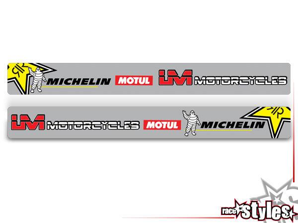Schwingen Dekor li./re. für TM EN / MX / SMM / SMR /SMX (85 125 450 530) Modelle 2005-2020.