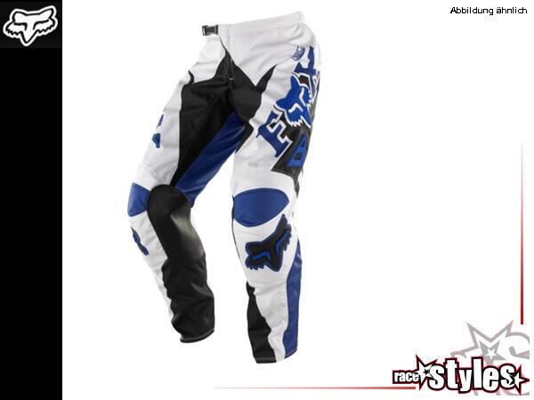 FOX 180 Anthem Pant blue Ergonomisch vorgeformte Konstruktion für den perfekten Sitz in Fahrerposit