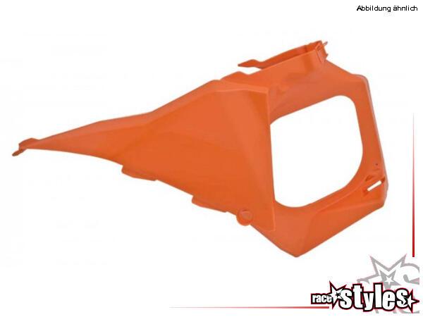 KTM SX-SXF/EXC-EXCF Airbox Cover re., ohne Dekor, in verschiedenen Farben erhältlich.HINWEIS: Alle