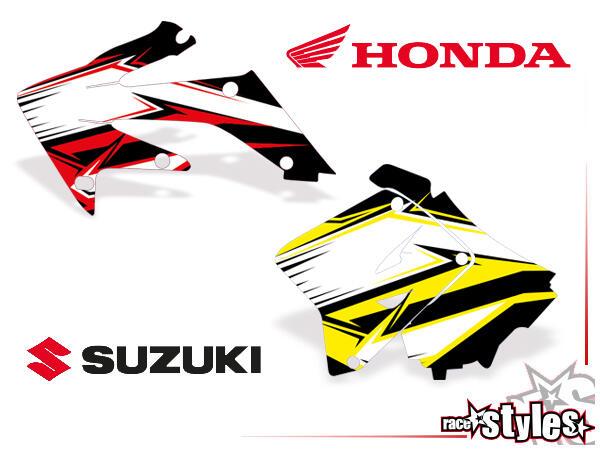 Mit dieser Option kann ein Aufkleber (z. B. Honda CRF 450, 2008) in einen Aufkleber deiner Wahl (z.