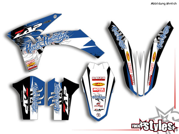 Basic Dekor-Kit für KTM SX / SX-F (2011-2012, 2013-2015) und EXC / EXC-F / SMR (2012-2013, 2014-201