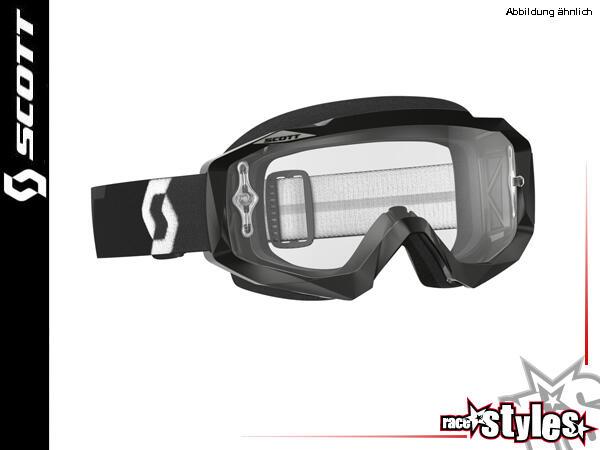 Verschaffe dir einen Vorteil mit der SCOTT Hustle Goggle, ausgestattet mit SCOTT's neuester Goggle