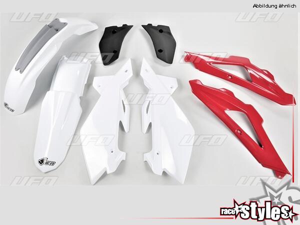 Plastik-Kit original für diverse Husqvarna CR WR TC TE 125 250 300 310 449 450 510 511 Modelle (Pas