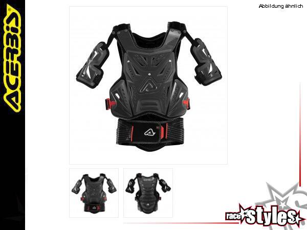 Acerbis Brust- & Rückenprotektor COSMO MX 2.0 großflächiger Schutz im Brust- sowie Rückenbereich mi