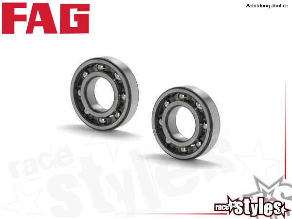 FAG Markenradlager (rear) für höchste Ansprüche. 1 Paar für verschiedene Motorradmodelle lieferbar.